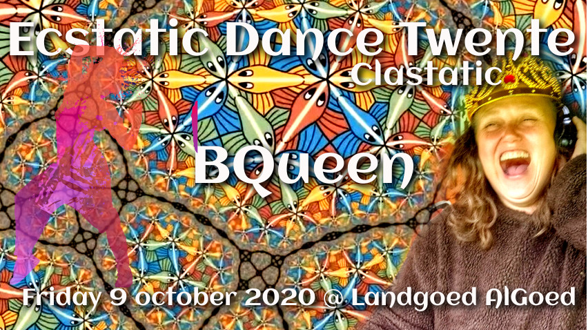 Ecstatic Dance deze week